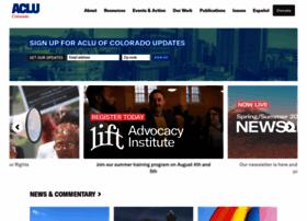 aclu-co.org