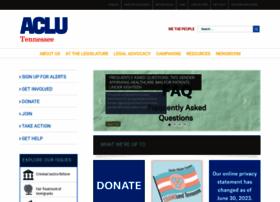 aclu-tn.org