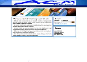 acm-auto-ecole-montargis.packweb2.com