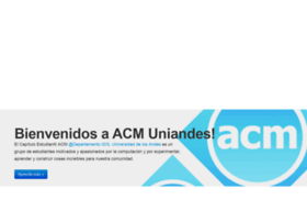 acm.uniandes.edu.co