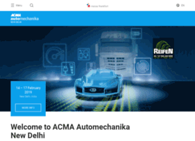 acma-automechanika.in