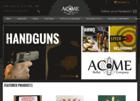 acmebulletcompany.com