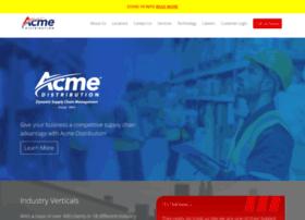 acmedistribution.com