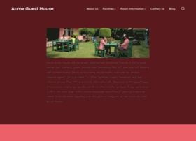 acmeguesthouse.com
