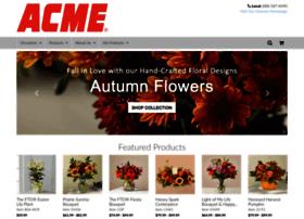 acmemarketsflowers.com