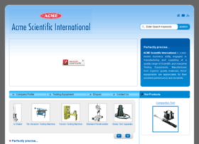 acmescientific.in