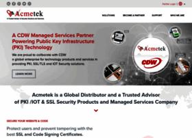 acmetek.com