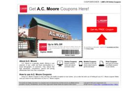 acmoore.couponrocker.com
