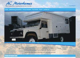 acmotorhomes.co.za