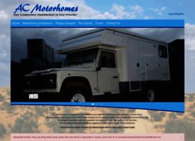acmotorhomes.co.za