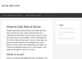 acne-tab.com