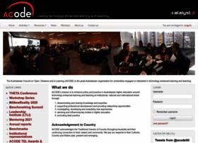 acode.edu.au