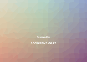 acollective.co.za