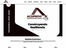 acoprovi.org