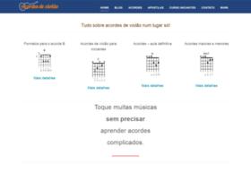acordesdeviolao.com.br