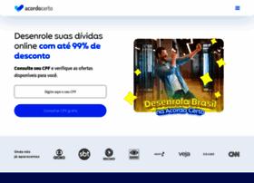 acordocerto.com.br
