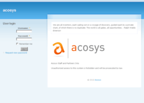 acosys.net