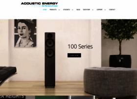 acoustic-energy.co.uk