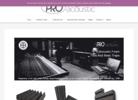 acoustic-foam.co.uk