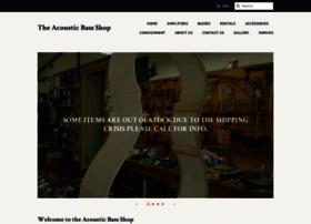 acousticbassshop.com