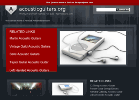 acousticguitars.org