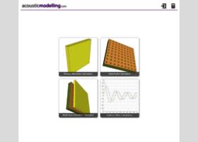 acousticmodelling.com