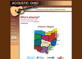 acousticohio.com