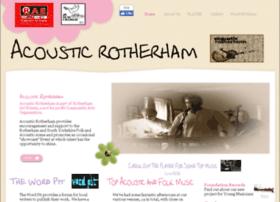 acousticrotherham.com