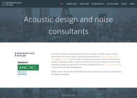 acousticsplus.co.uk