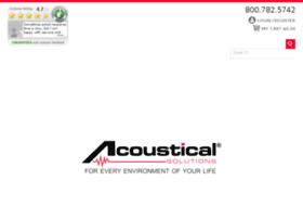 acoustonespeakercloth.com