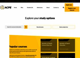 acpe.edu.au