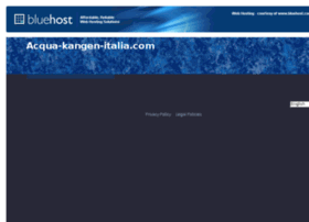 acqua-kangen-italia.com