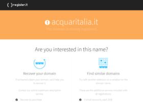 acquaritalia.it