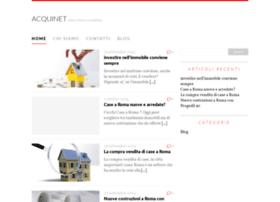 acquinet.it