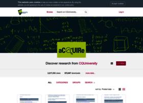 acquire.cqu.edu.au