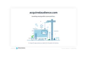acquiredaudience.com