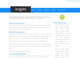 Acquirosystems.com