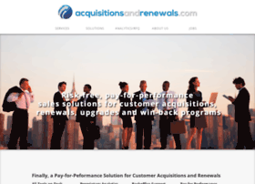 acquisitionsandrenewals.com