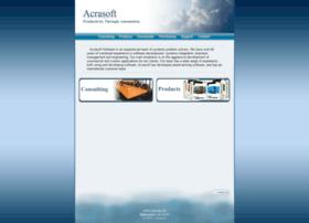 acrasoft.com