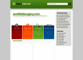 acrefieldsurgery.com