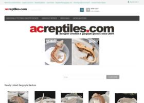 acreptiles.com