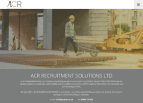 acrjobs.co.uk