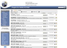 acrobat.pluginsworld.com