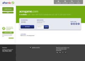 acrogame.com
