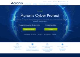acronis.com.mx