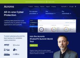 acronis.com.sg