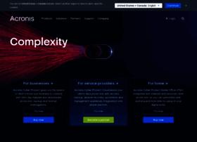 acronis.com
