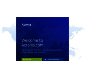 acronis.es