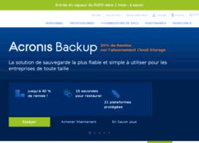 acronis.fr