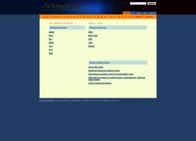 acronymdb.com